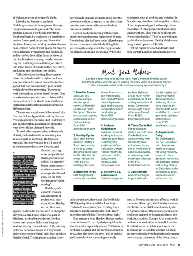 AFAR Magazine August 2018 4