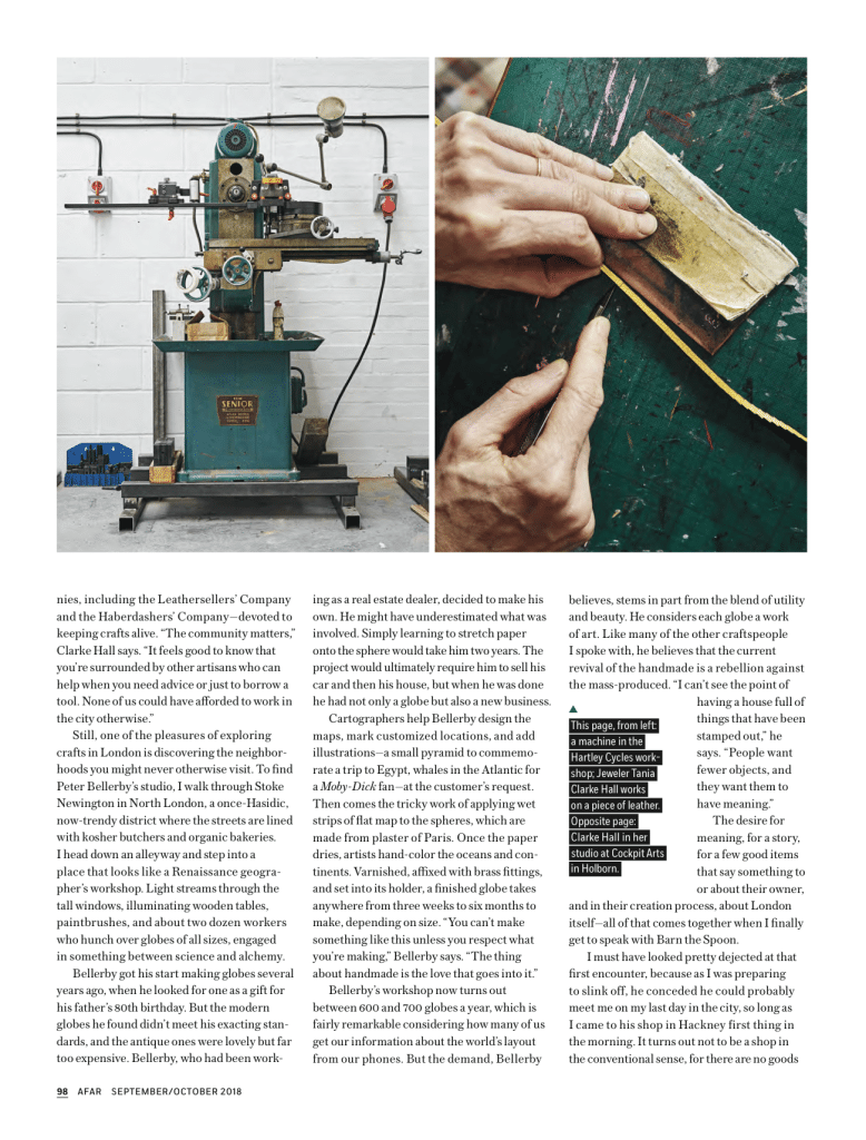 AFAR Magazine August 2018 5